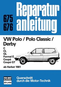 VW Polo / Polo Classic / Derby ab Herbst 1981