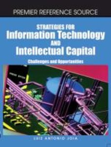 Strategies for Information Technology and Intellectual Capital: