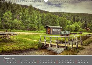 Unterwegs in Alaska (Wandkalender 2019 DIN A3 quer)