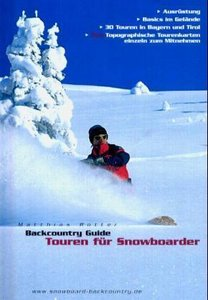 Touren für Snowboarder