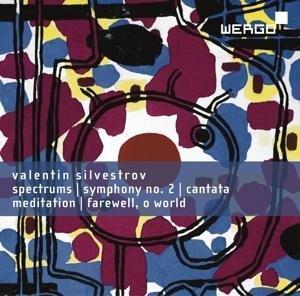 Sprectrums Sinfonie 2 Cantata Meditation