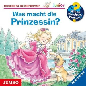 Wieso? Weshalb? Warum? Was macht die Prinzessin?
