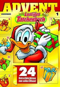 Lustiges Taschenbuch Advent 01