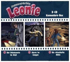 3-CD-Box Leonie-Kennenlern-Box