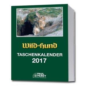 Wild & Hund Taschenkalender 2017