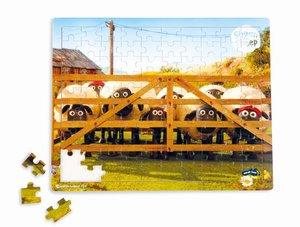 """Shaun das Schaf Puzzle \""""Abenteuerlust\"""" (Kinderpuzzle)"""
