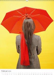 Schirm-Offensive: Bei Regen, Wind und Sonne