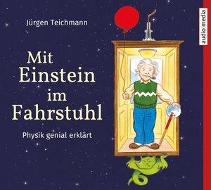 Mit Einstein im Fahrstuhl, 2 Audio-CDs