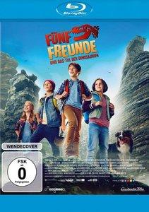 Fünf Freunde und das Tal der Dinosaurier, 1 Blu-ray