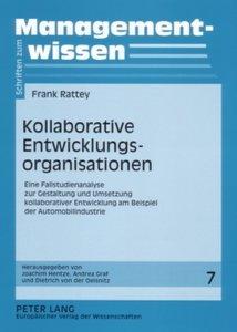 Kollaborative Entwicklungsorganisationen