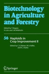 Haploids in Crop Improvement II