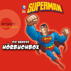 Superman - Die große Hörbuchbox