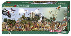 At The Beach Puzzle