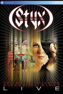 The Grand Illusion & Pieces Of Eight Live