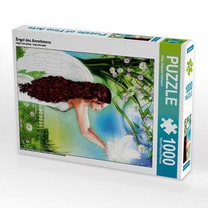 Engel des Annehmens 1000 Teile Puzzle hoch