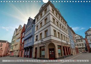 Frankfurts Neue Altstadt (Wandkalender 2020 DIN A4 quer)