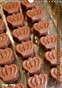 Schokolade: Die hohe Kunst der Patissiers