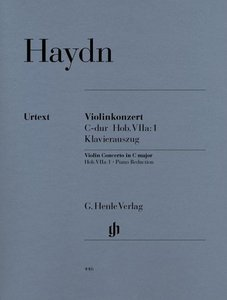 Violinkonzert C-dur Hob. VIIa:1