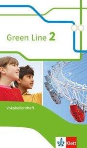 Green Line 2. Vokabellernheft 6. Klasse