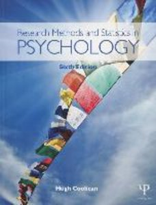 Research Methods and Statistics in Psychology, Fifth Edition