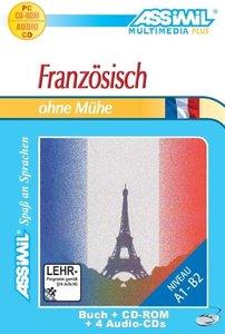 Assimil. Französisch ohne Mühe. Multimedia-PLUS. Lehrbuch + 4 Au