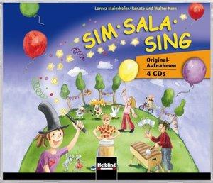 Sim Sala Sing. 4 AudioCDs