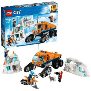 LEGO City 60194 Pool Onderzoekstruck