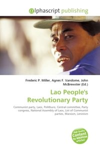 Lao People\'s Revolutionary Party