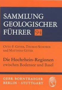 Die Hochrhein-Regionen zwischen Bodensee und Basel