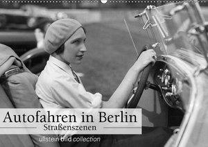 Autofahren in Berlin - Straßenszenen