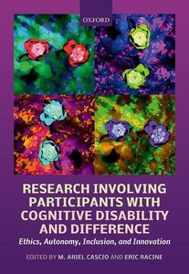 Research Involving Participants with Cognitive Disability and Di