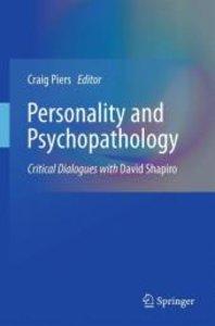 Personality and Psychopathology