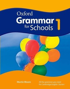 Oxford Grammar for Schools 1: Student's Book and DVD-ROM Pack