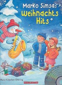 Marko Simsas Weihnachts Hits. Mit CD