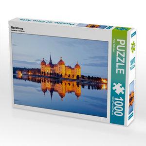 Moritzburg 1000 Teile Puzzle quer