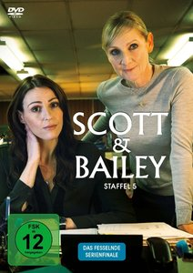 Scott & Bailey-Staffel 5