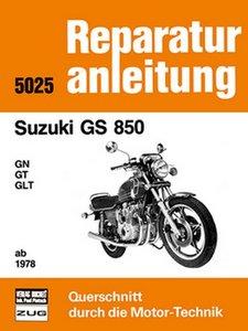 Suzuki GS 850 GN / GT / GLT ab 1978