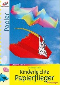 Kinderleichte Papierflieger