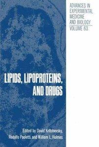 Lipids, Lipoproteins, and Drugs