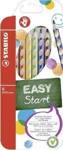 STABILO EASYcolors für Rechtshänder 6er Etui