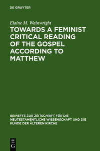 Towards a Feminist Critical Reading of the Gospel according to M