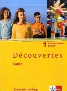 Découvertes Cadet 1. Das neue Lehrwerk speziell für jüngere Lern