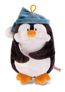 Nici 42038 - Winter Wärmflasche, Pinguin Toddytom, 33 x 20 cm, w