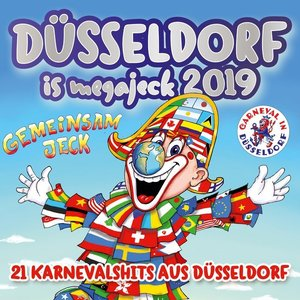 Düsseldorf is megajeck 2019