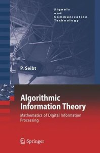 Algorithmic Information Theory