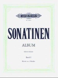 Sonatinen-Album, Band 1 (neue Folge)