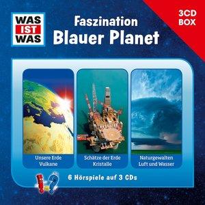 Was ist was 3-CD Hörspielbox - Faszination Blauer Planet, 3 Audi
