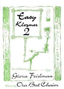 Easy Klezmer, für Klarinette / variable Besetzung. Bd.2