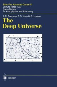 The Deep Universe