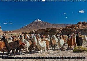 "Bolivien Andenlandschaften \""CH-Version\"""